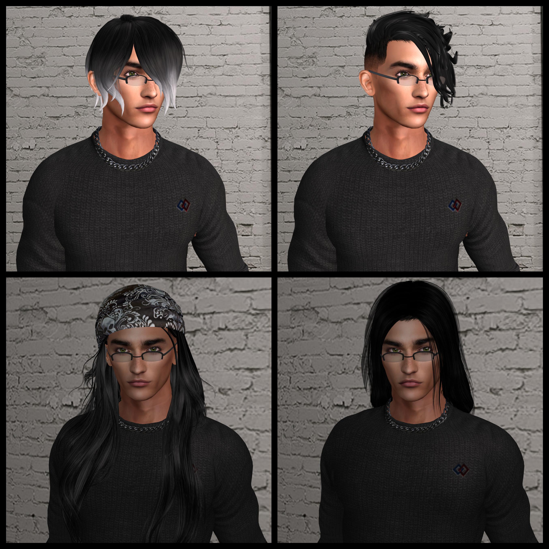 Gabe Men's Hair 2
