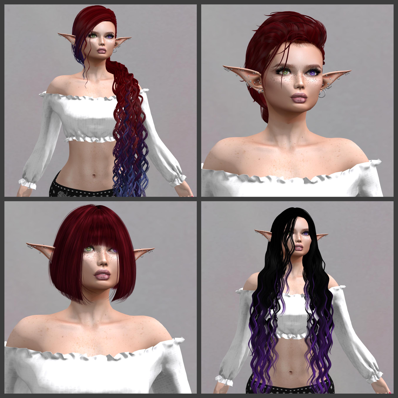 Juli's Free Hair 2